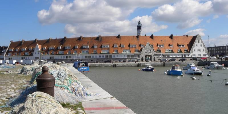 Bassin du Paradis Calais