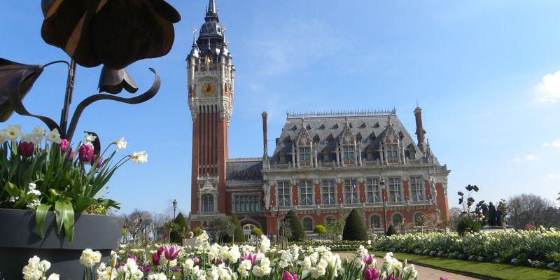 Hôtel de ville de Calais