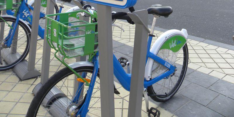 Le vel'In, système de location de vélo en libre-service