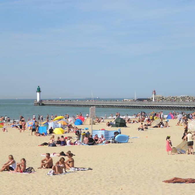 L'été à Calais
